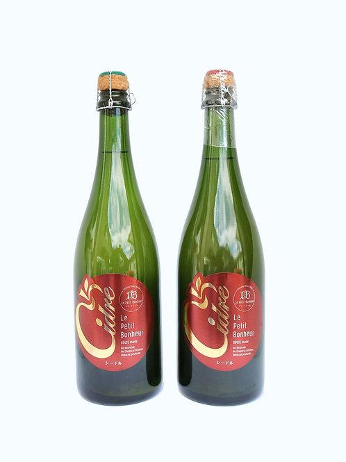 りんごのお酒 シードル