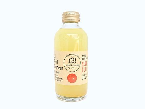 りんごジュース サンふじ 180ml