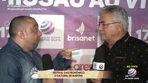 FESTIVAL CULTURAL DE MARTINS 12/07/2019