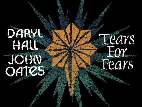 DARYL HALL & JOHN OATES AND TEARS FOR FEARS ANNOUNCE 29-CITY NORTH AMERICAN SUMMER TOUR