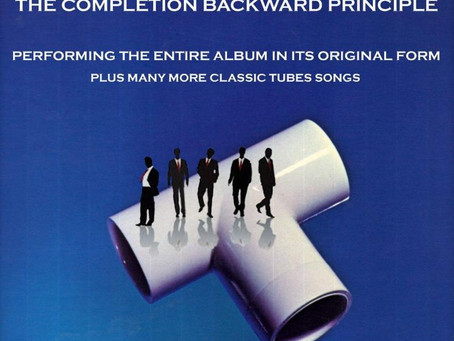 """The Tubes To Perform Iconic """"The Completion Backward Principle"""" In Its Entirety"""