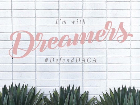 I Stand with DREAMers