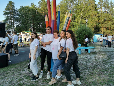 25 июня на участке аттракционов досугового центра «Утёс» состоялся городской праздник.