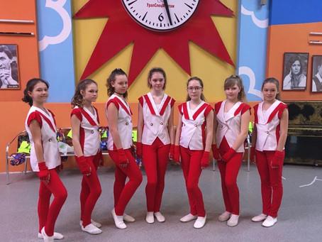Концерт танцевальных коллективов Центра детского творчества