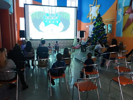 """Рождественская сказка """"Щелкунчик"""""""