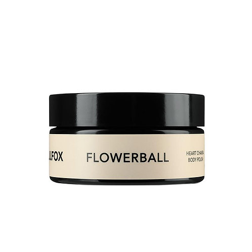 LILFOX Flower Ball Heart Chakra Body Polish