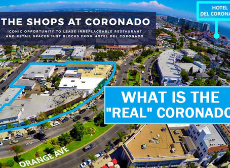 """What is the """"Real"""" Coronado?"""