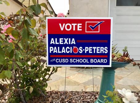 Endorsement: Alexia Palacios-Peters for School Board