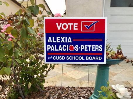 Endorsement: Alexia Palacios-Peters for School Board