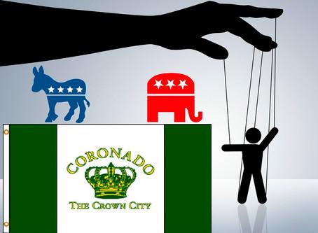 Partisan Politics Has No Place in Coronado
