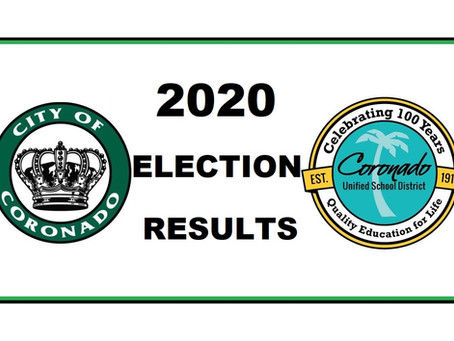 2020 Election Results for Local Offices