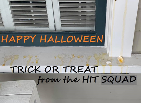 Trick or Treat from the Hit Squad