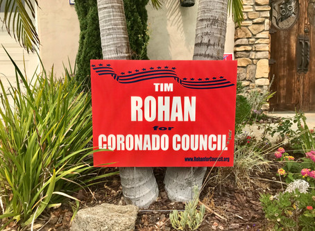 Three Big Reasons Point to Tim Rohan for City Council