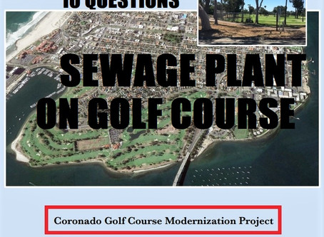 10 Questions for Council on Sewage Plant