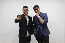 Roberto Falquez Y Danni Ubeda