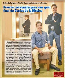 Roberto Falquez & Martin Guerrero