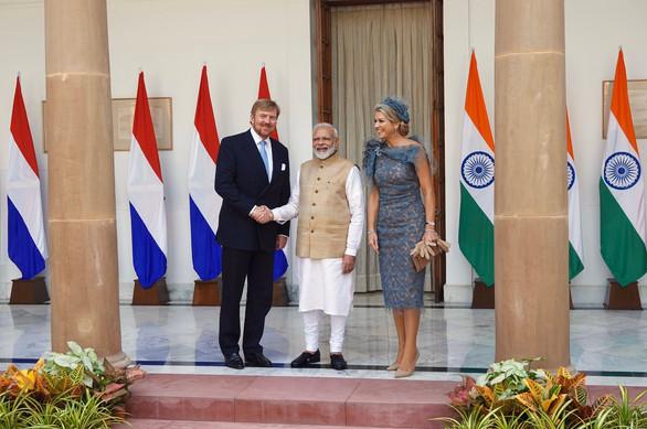 Dutch Royal Family and Modi.jpeg