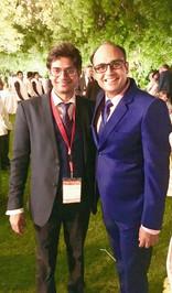 With Mr Vikas Chaturvedi, Partner Athos