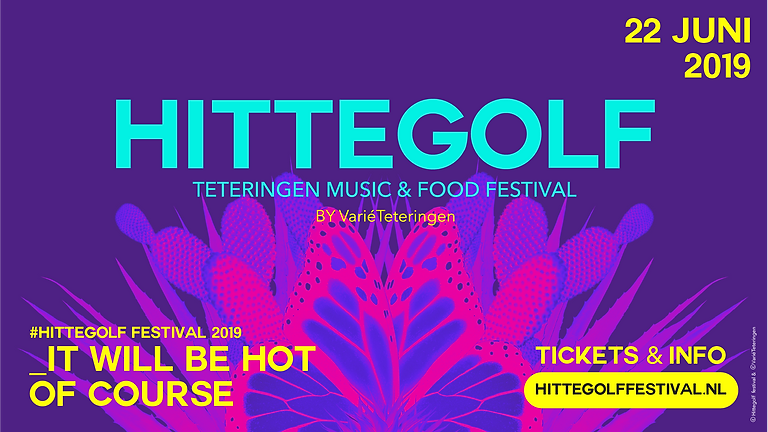 INCO Sponsors Hittegolf Festival '19