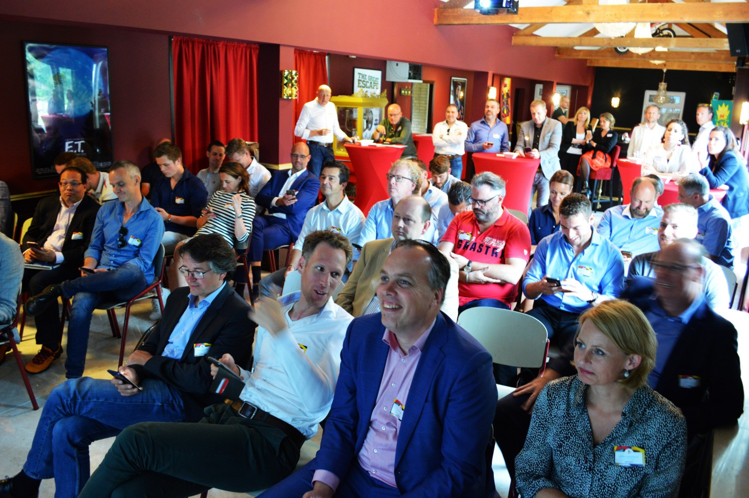 INCO Business Group Breda Startup Event.