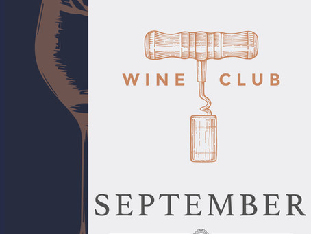 metafour Wine Club | September 2019