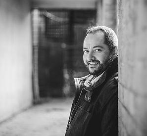 Portrait de Thomas Dedenon, photographe à troyes