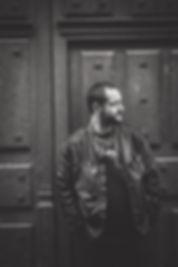 portrait du photographe professionnel thomas dedenon, photographe à troyes
