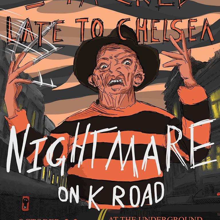 Nightmare On K Road