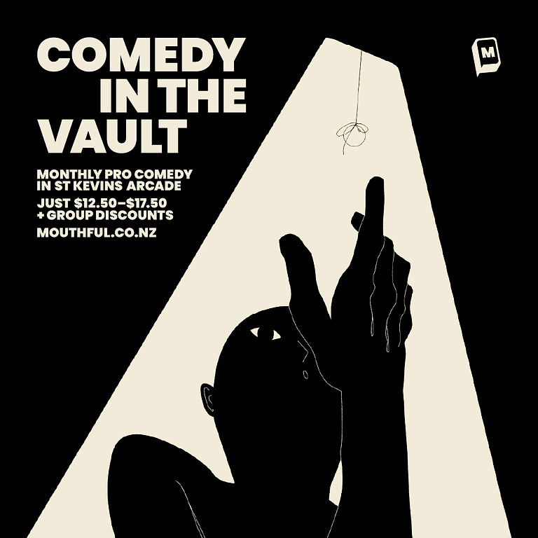 Comedy in The Vault