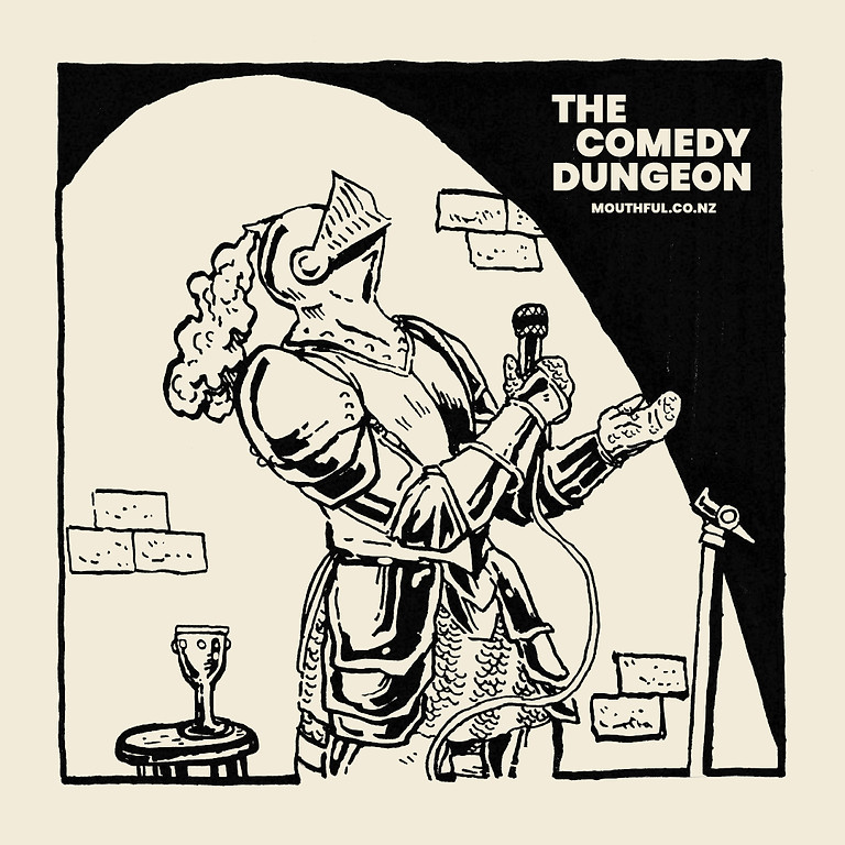 The Comedy Dungeon