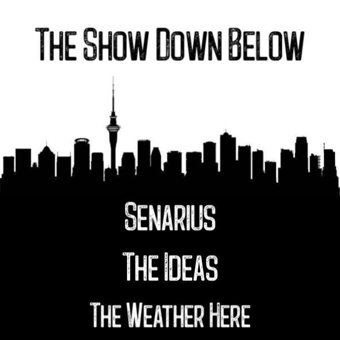 The show down below