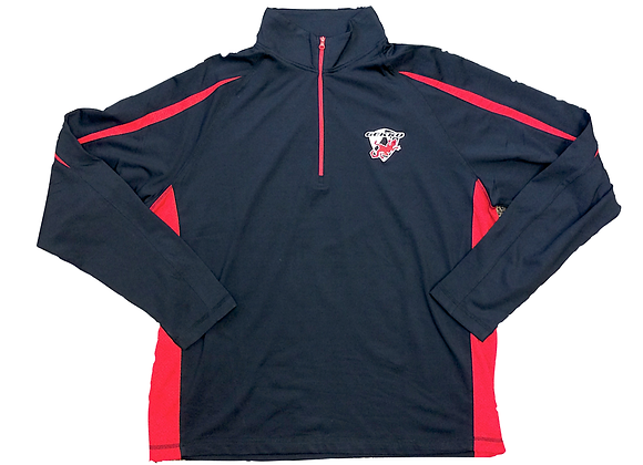 Pullover With Embroidered Badge