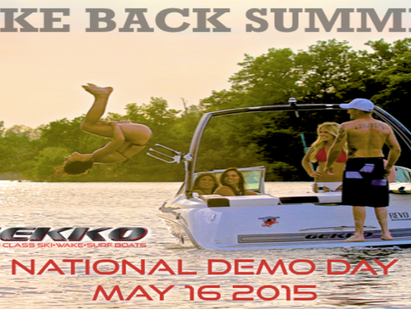 "GEKKO ANNOUNCES ""TAKE BACK SUMMER"" NATIONAL DEMO DAY."