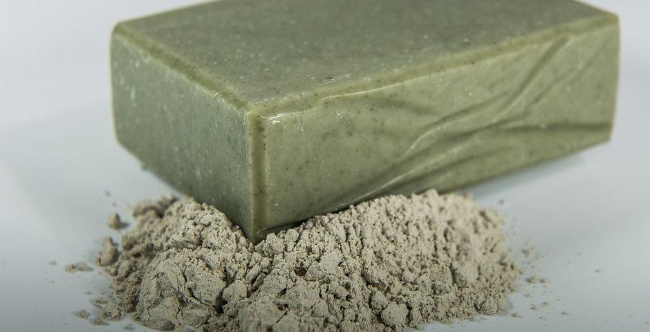 סבון ירוק