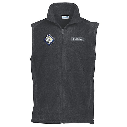 Columbia Sportswear Fleece Vest (Box of 3) Embroidered