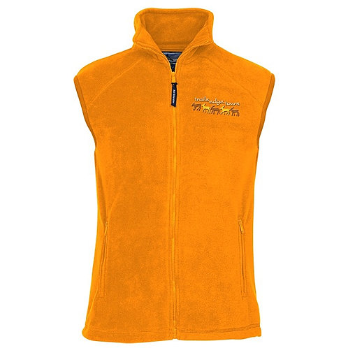 Blue Generation Polar Fleece Vest (Box of 6) Embroidered