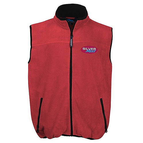 Excursion Fleece Vest (Box of 6) Embroidered