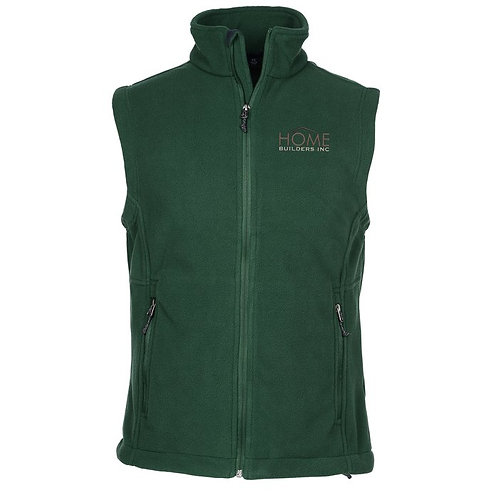 Crossland Fleece Vest (Box of 6) Embroidered