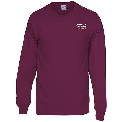 Gildan 6oz Ultra Cotton LS T-Shirt (Box of 12) Screen Print