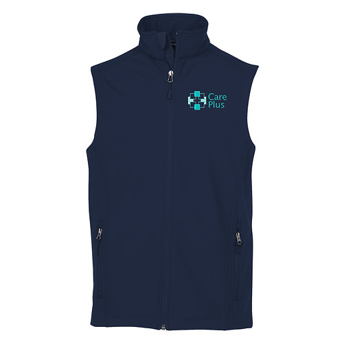 Crossland Soft Shell Vest (Box of 3) Embroidered
