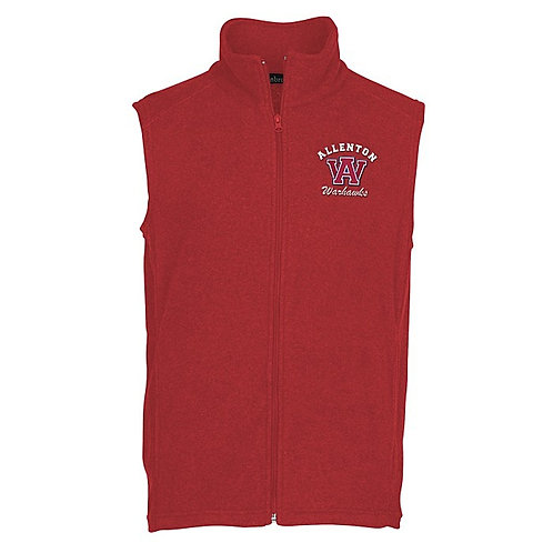 Hayden Fleece Vest (Box of 6) Embroidered