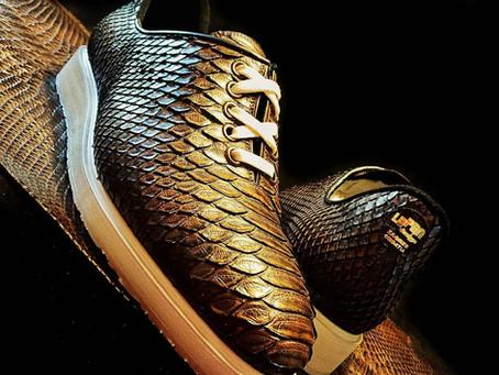 Kako održavati cipele od zmijske kože