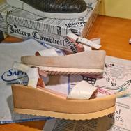 bojanje sandala