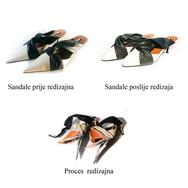 redizajn sandala
