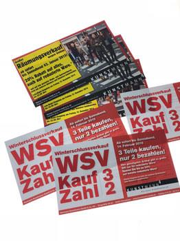 Flyer/Wurfzettel