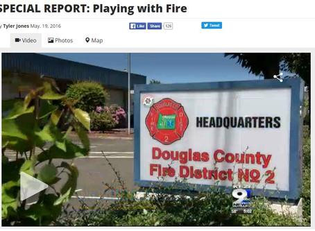 Great Volunteer News report