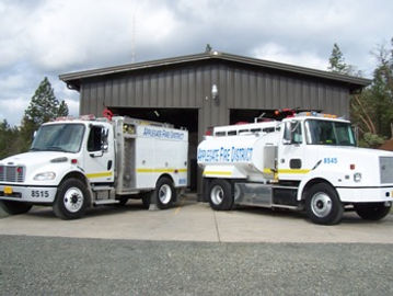 Oregon Fire Departments A-L