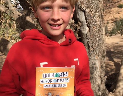 Life hacks voor op reis met kinderen