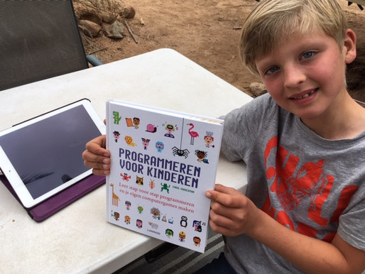 Programmeren voor Kinderen | Homeschooling, thuisonderwijs