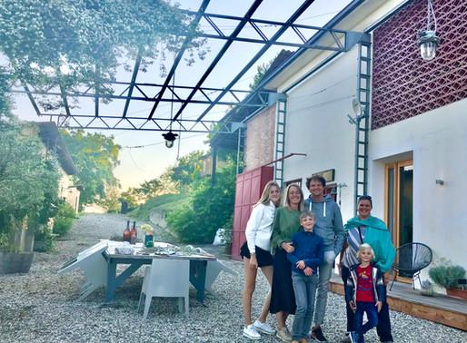 Tenuta il Castelletto, familie Lothmann